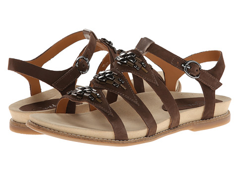 Earthies - Bello (Coffee Nubuck) Women's Shoes