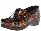 Sanita Professional Scout (Army Printed Patent Leather)