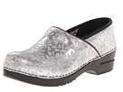 Sanita Professional Presley (Silver Printed Metallic Leather)