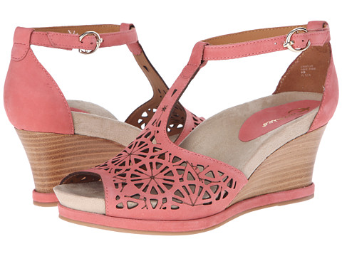 Earthies - Casella (Pale Pink Nubuck) Women's Shoes