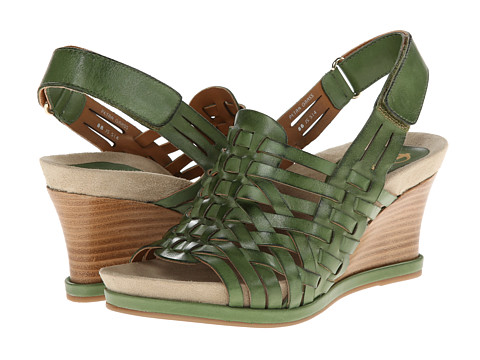 Earthies - Petra (Grass Full Grain Leather) Women