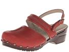 Sanita Khloe (Red Wax Leather)