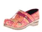 Sanita Hanna by Koi (Orange Printed Patent Leather)