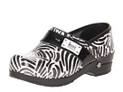 Sanita Lindsey Venture by Koi (Black Printed Patent Leather)