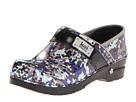 Sanita Lindsey Mosaic by Koi (Grey Printed Patent Leather)