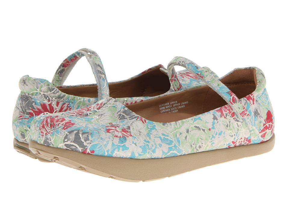 Earth - Solar Kalso (Flower Multi Printed Flower) Women's Flat Shoes