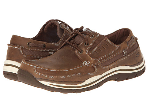 SKECHERS - Expected 2 (Desert) Men's Lace up casual Shoes
