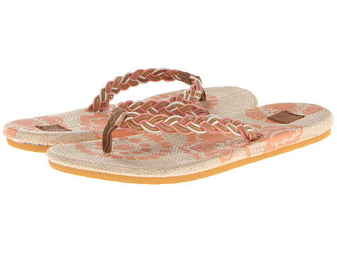 Roxy - Waikiki (Hot Pink) Women's Sandals