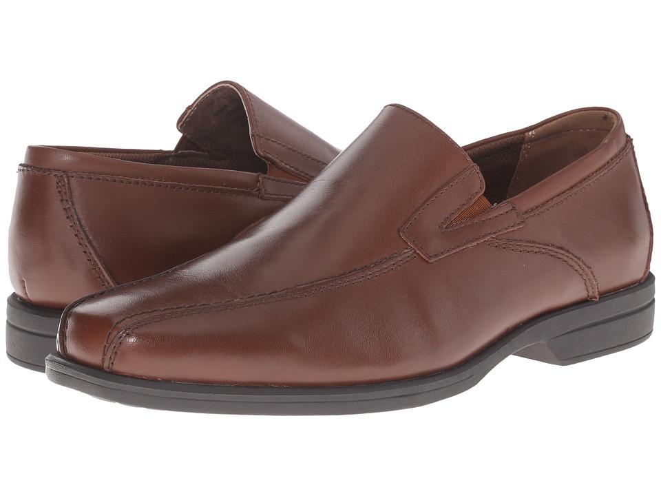 Florsheim - Reveal Bike Slip (Cognac) Men's Shoes