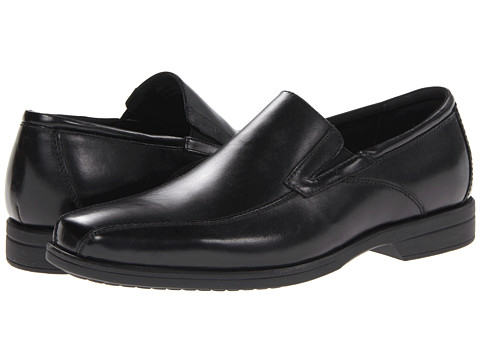 Florsheim - Reveal Bike Slip (Black) Men's Shoes