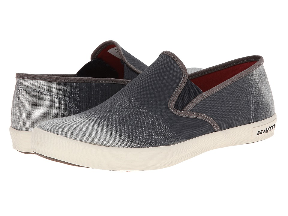 SeaVees - 02/64 Baja Slip On Dip Dye (Carbon) Men's Slip on Shoes