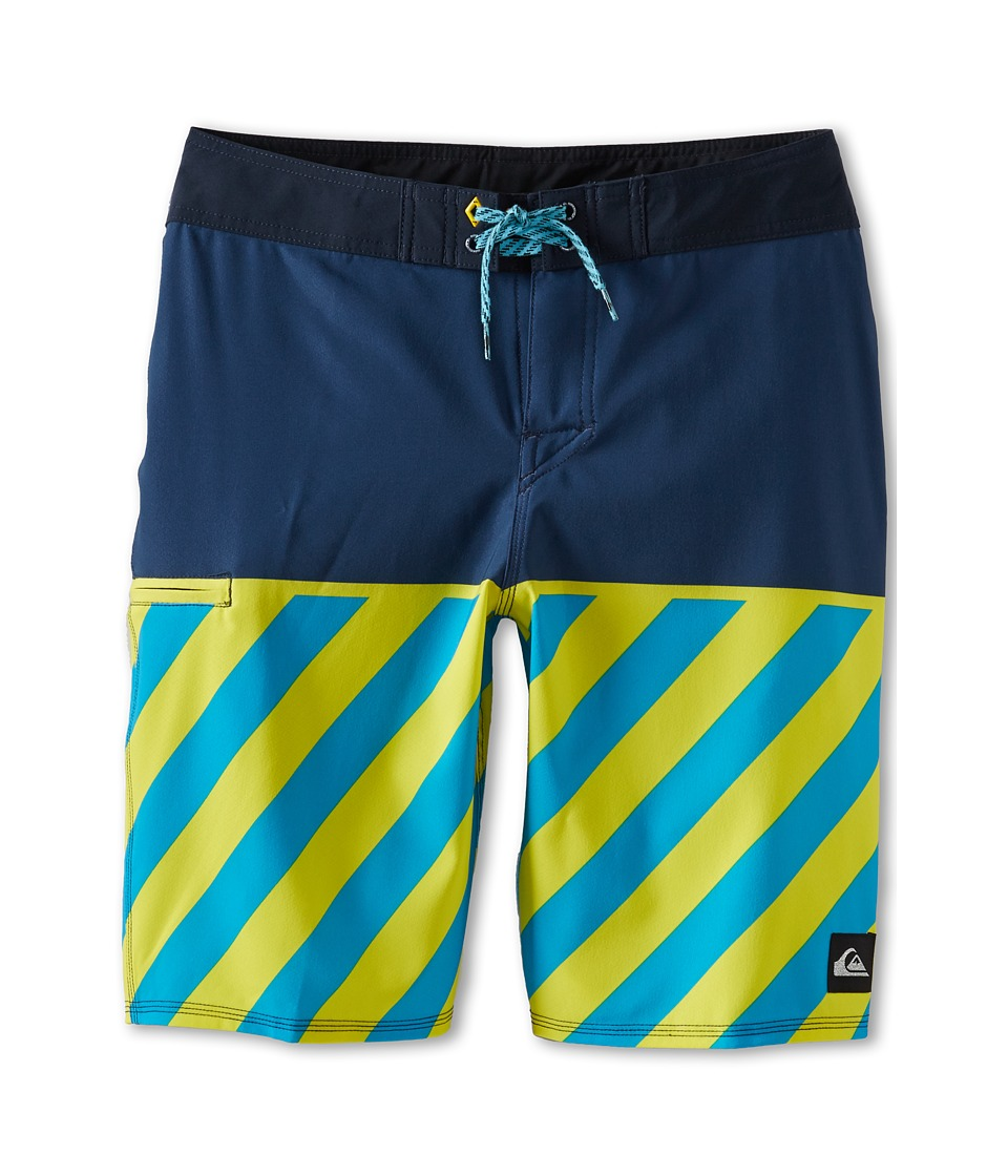 Quiksilver Kids Young Guns Boardshort Boys Swimwear (Navy)