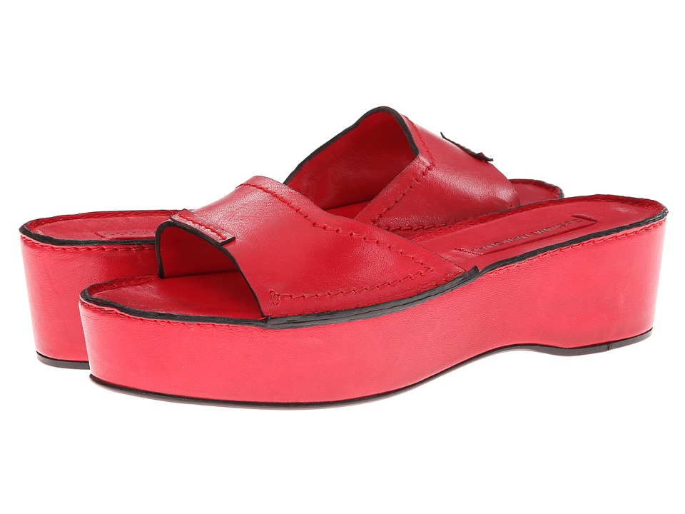 CoSTUME NATIONAL - 60689 24036 (Red) Women's Shoes