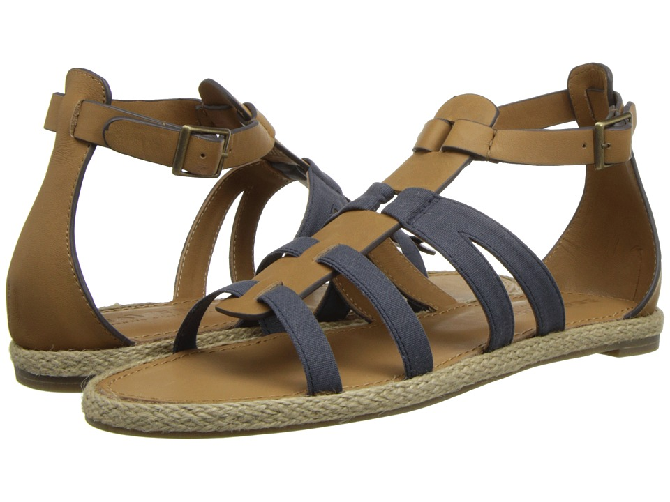 SeaVees - 09/65 Villager Sandal (Shadow Blue) Women's Shoes