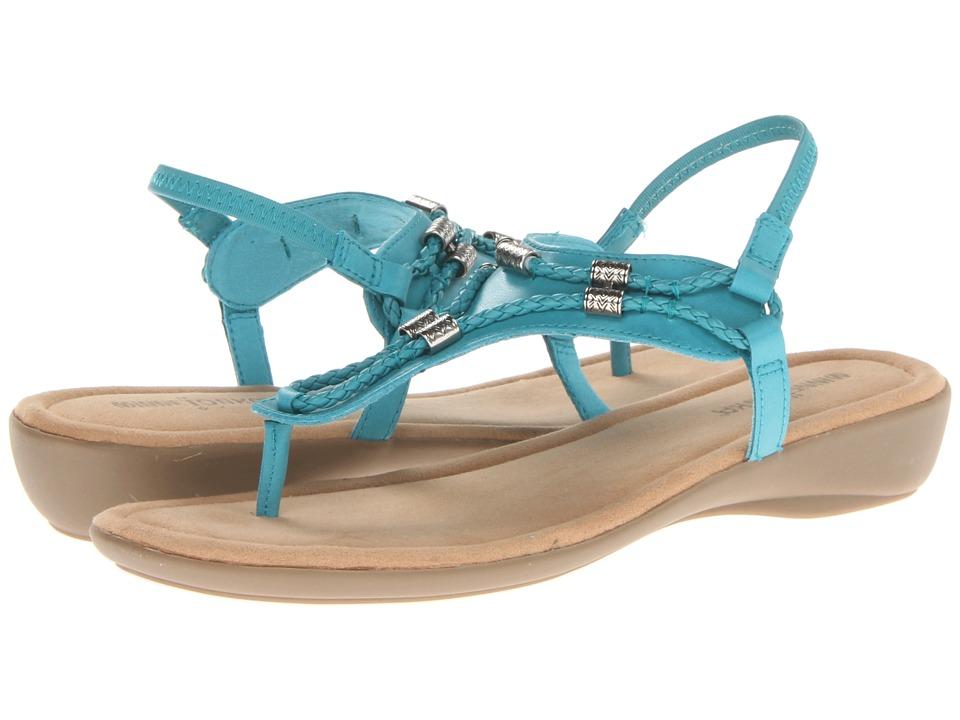Minnetonka - Pico (Turquoise) Women's Sandals