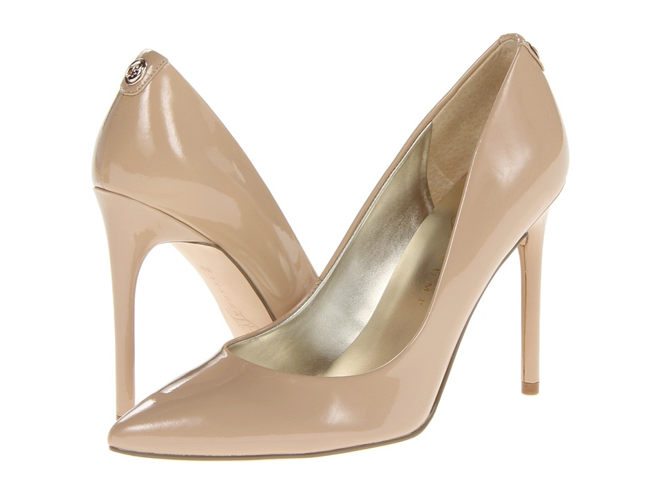 Ivanka Trump Kayden 4 (Light Natural Patent) High Heels