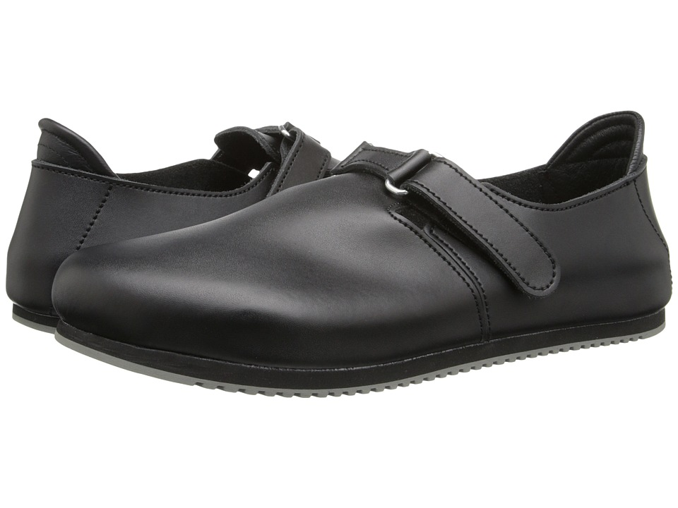 19ed99c14284 ... UPC 886454247532 product image for Birkenstock Linz Super Grip (Black  Leather) Shoes