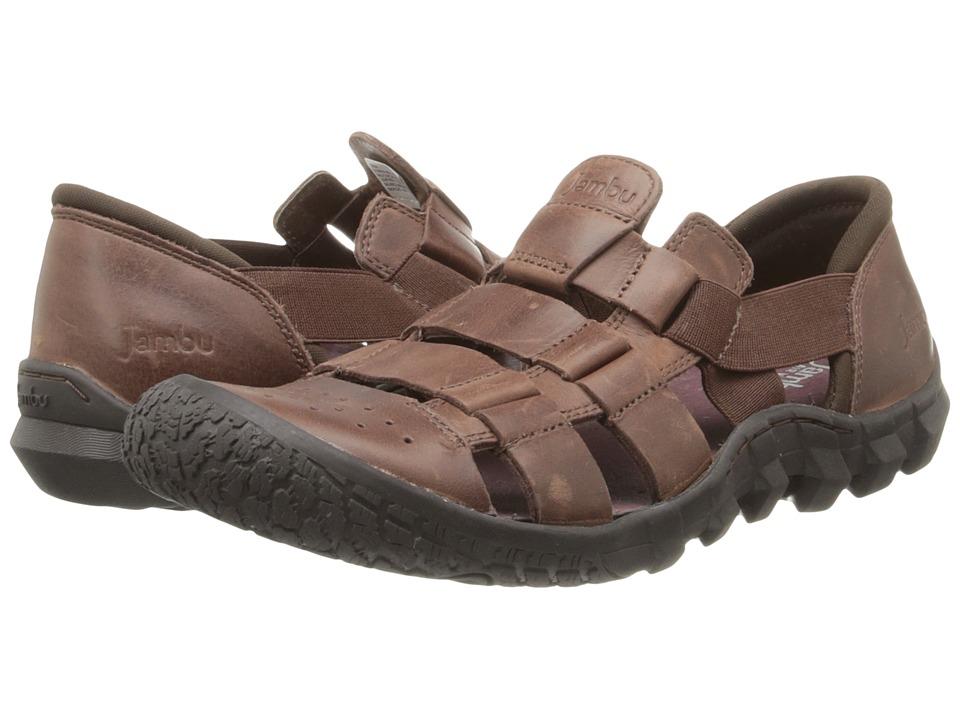 Jambu - Cobra (Brown) Men's Shoes