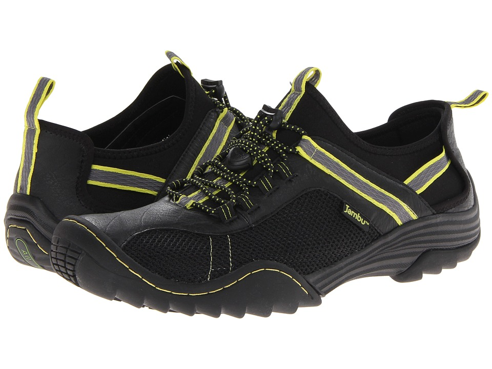 Jambu - Navigator II (Midnight/Kiwi) Men's Shoes