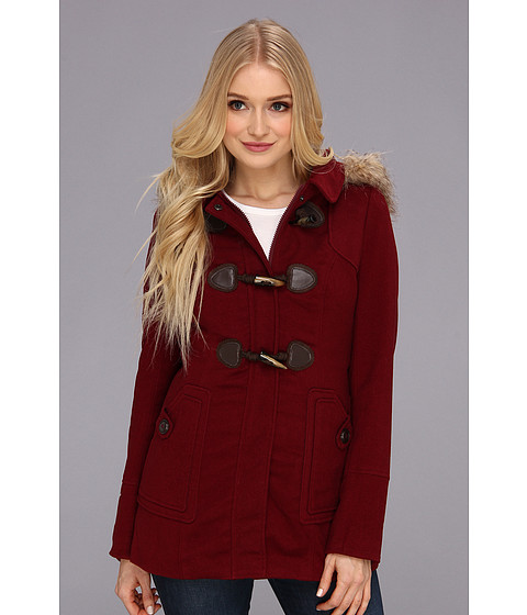 Gabriella Rocha - Clara Coat (Wine) Women