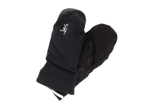 Arc'teryx - Beta AR Mitt (Black) Extreme Cold Weather Gloves