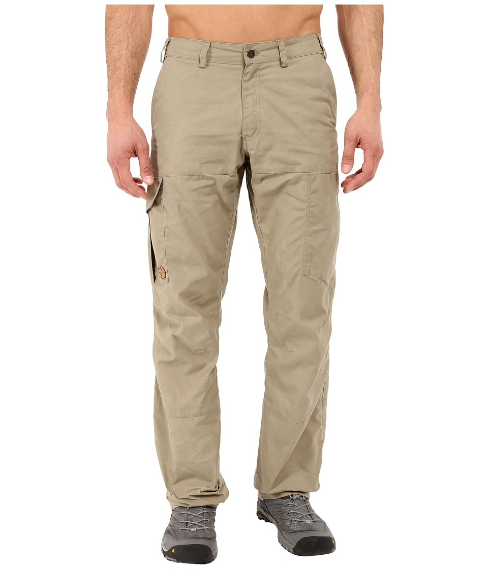 Fj llr ven - Karl Trousers (Light Khaki) Men's Casual Pants