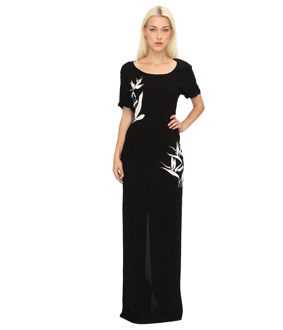 CoSTUME NATIONAL - CW0405P Dress (Black) Women's Dress