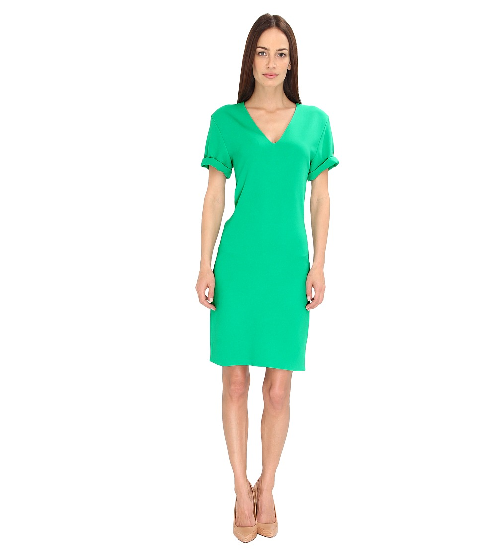 CoSTUME NATIONAL - CW0406P Dress (Green) Women's Dress