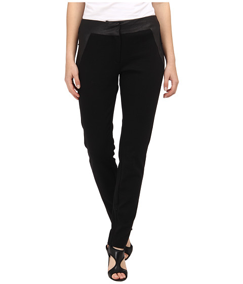 CoSTUME NATIONAL - CW0350P Pants (Black) Women's Casual Pants