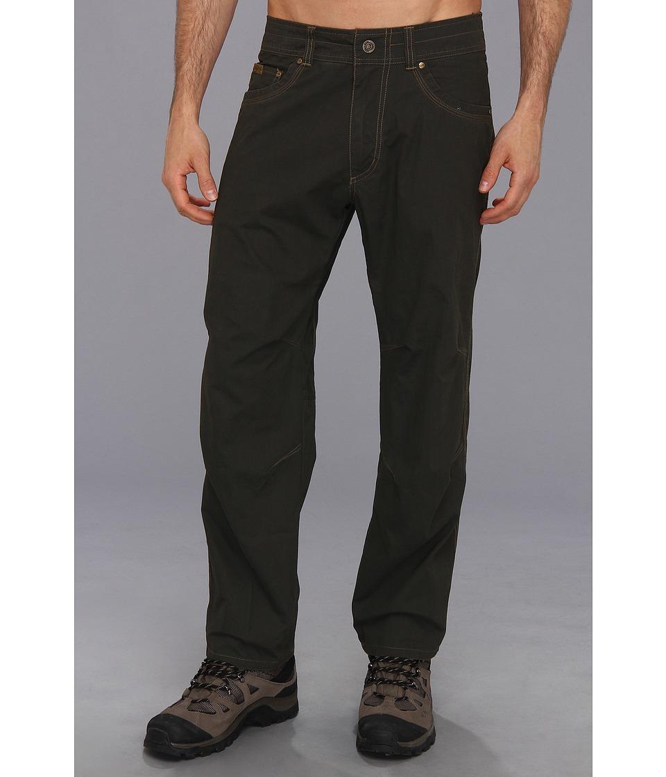 KUHL - Revolvr Pant (Espresso) Men's Clothing