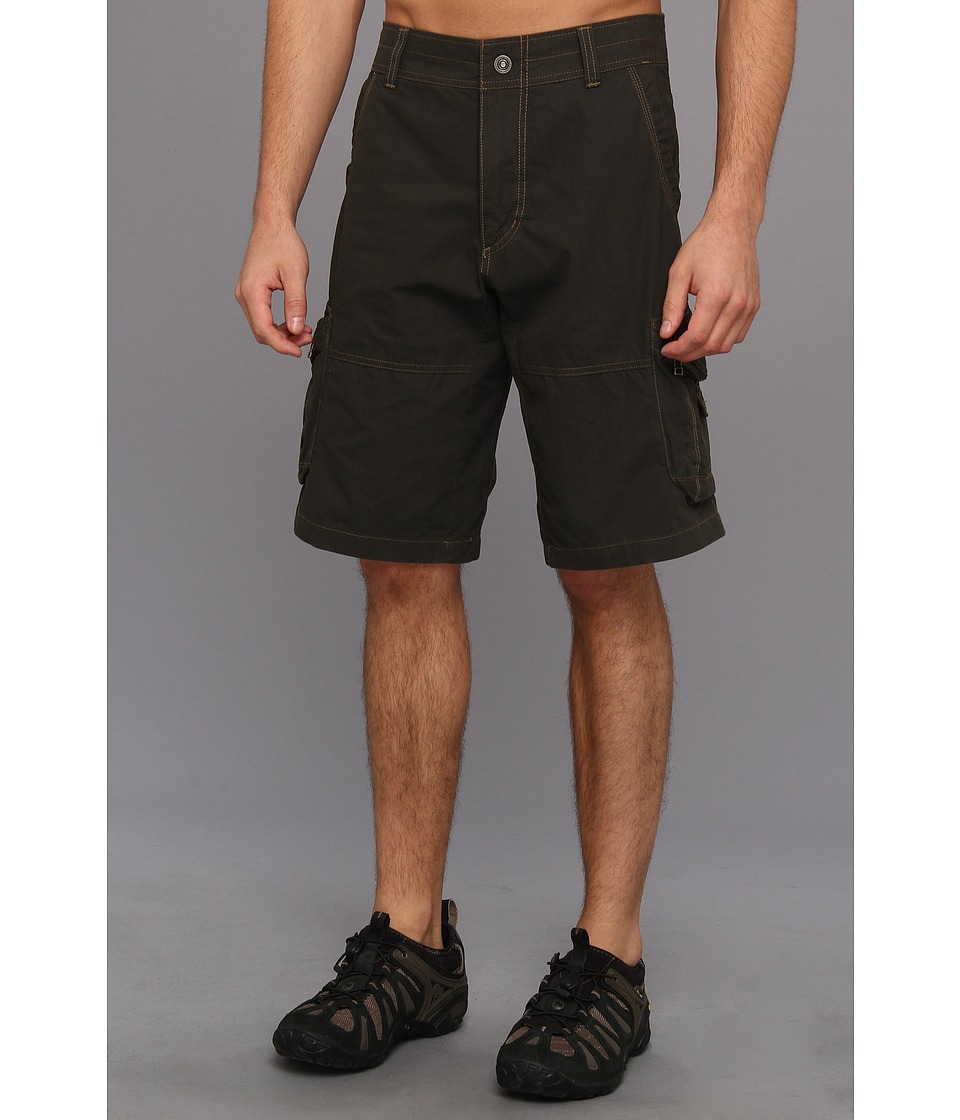 Kuhl - Ambush Cargo Short (Espresso) Men's Shorts