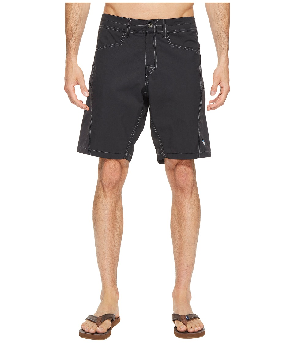 KUHL - Mutiny River Short (Raven) Men's Shorts