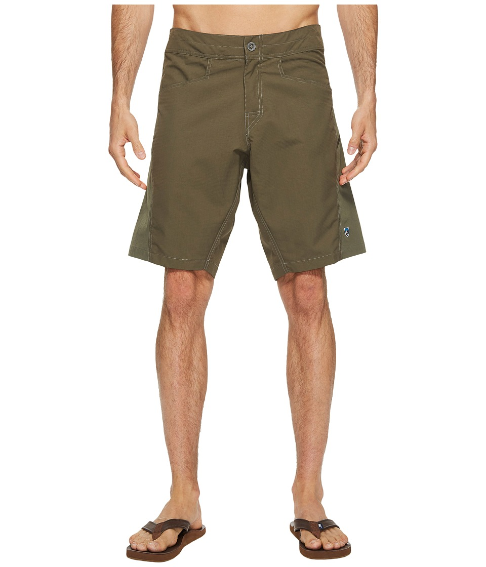 KUHL - Mutiny River Short (Olive) Men's Shorts