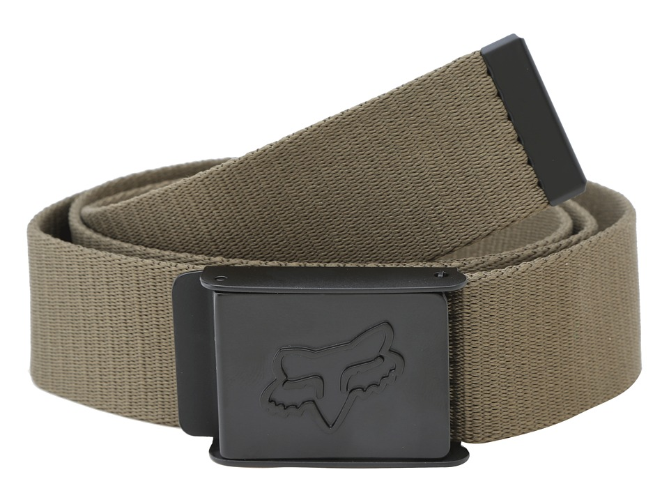Fox - Mr. Clean Web Belt (Military) Men's Belts