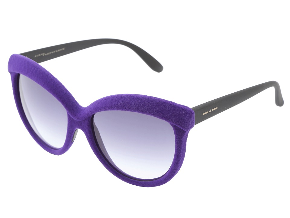 Italia Independent - 0092V (Violet Velvet) Fashion Sunglasses