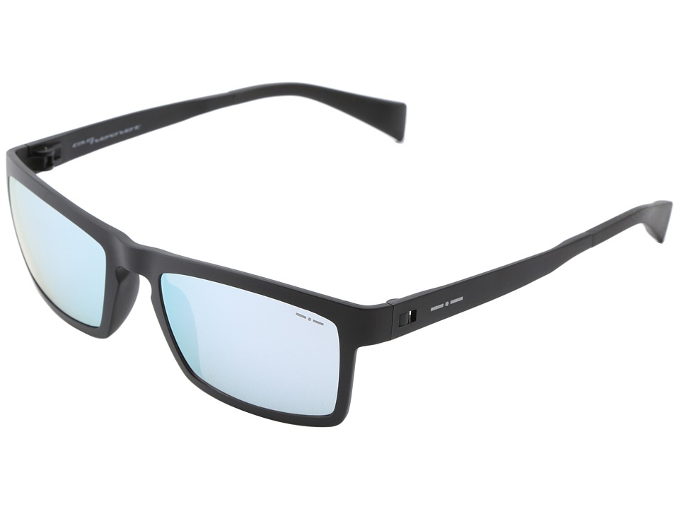 Italia Independent - 0114 (Black) Fashion Sunglasses