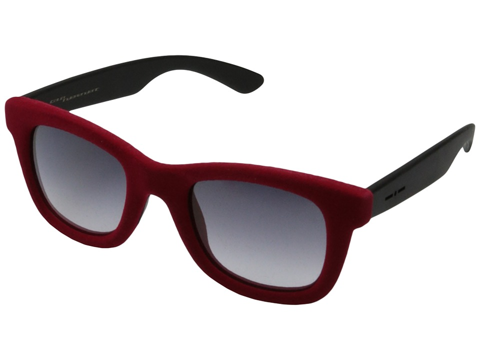 Italia Independent - 0090V (Red Velvet) Fashion Sunglasses
