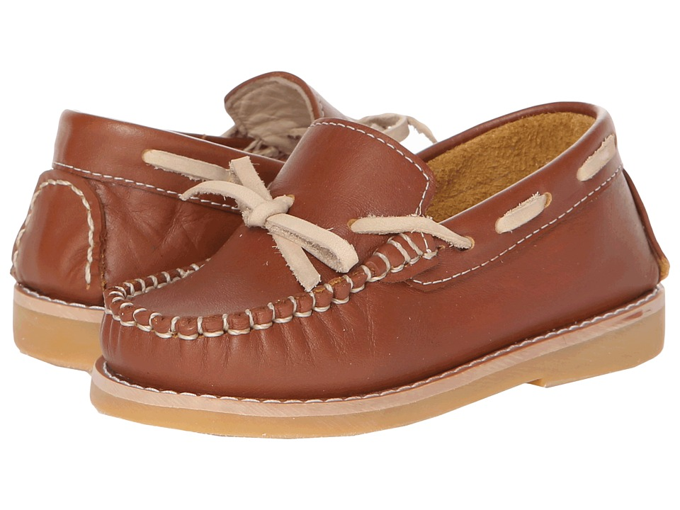 Elephantito - Mathew Loafer (Toddler/Little Kid) (Light Brown) Girl's Shoes