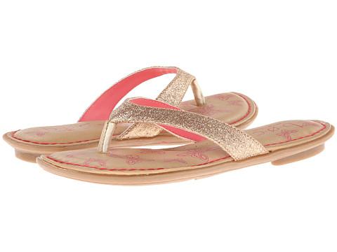 b.o.c. kids - Glitter (Toddler/Little Kid/Big Kid) (Gold Glitter) Girls Shoes