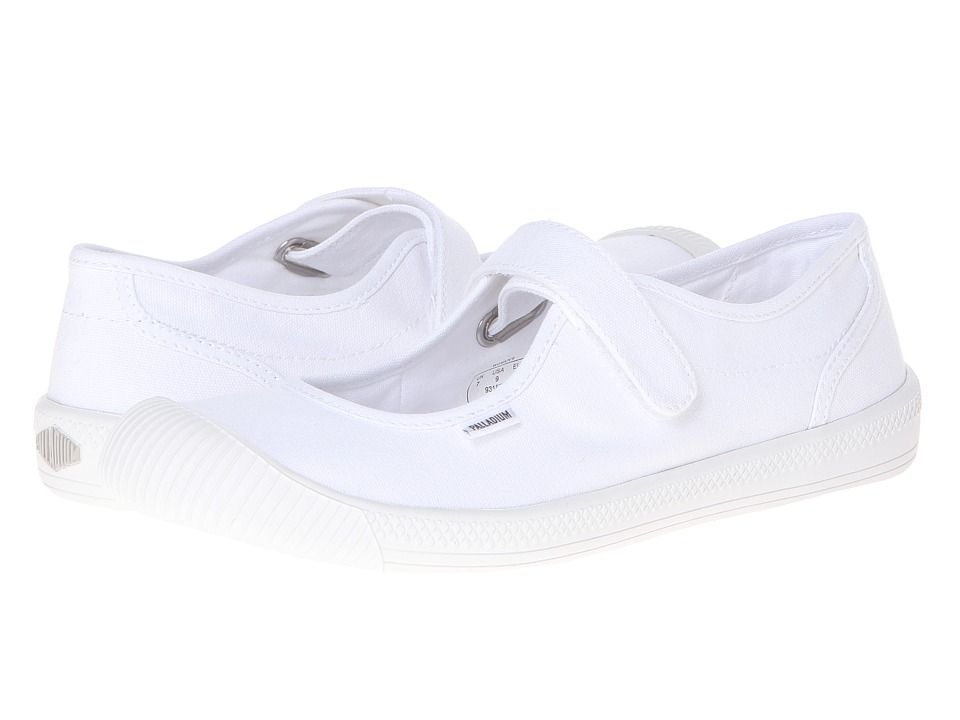 Palladium - Flex MJ (White/Vapor) Women's Shoes