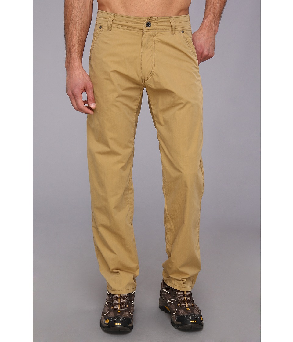 Kuhl - Kontra Pant (Camel) Men's Casual Pants