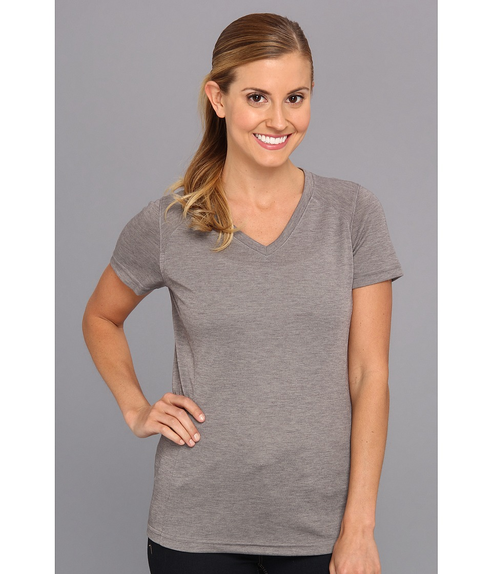 KUHL - Prima S/S Tee (Dark Heather) Women's T Shirt