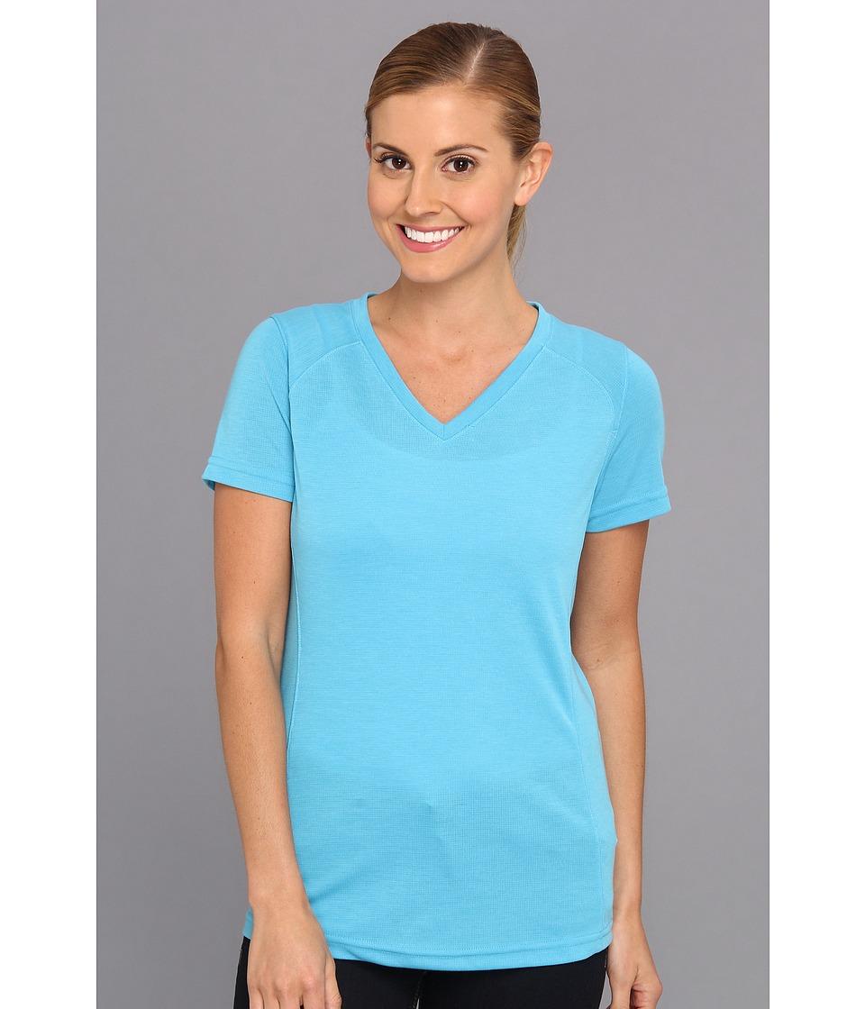 Kuhl - Prima S/S Tee (Sky) Women's T Shirt