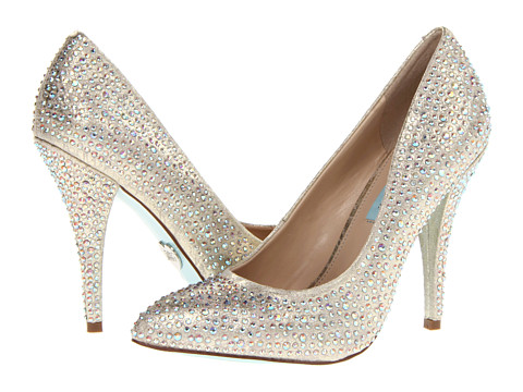 Blue by Betsey Johnson - Shine (Champagne Fab) High Heels