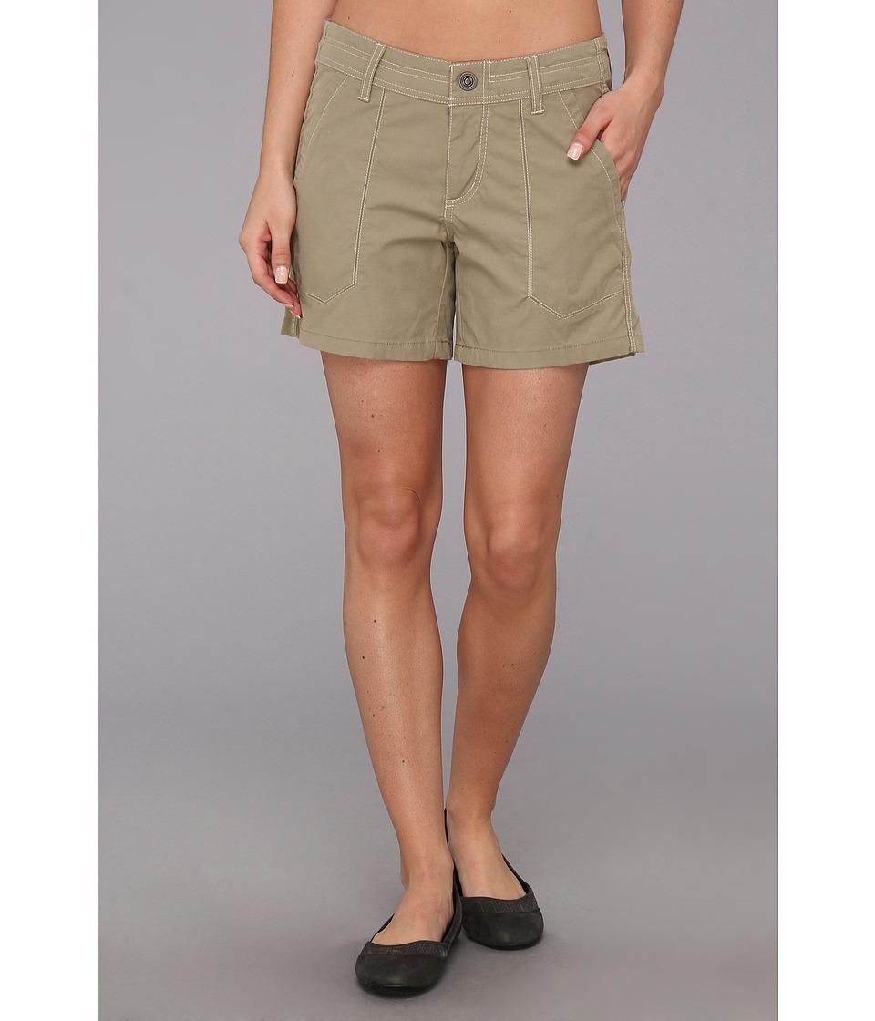 Kuhl - Kendra Short (Khaki) Women's Shorts