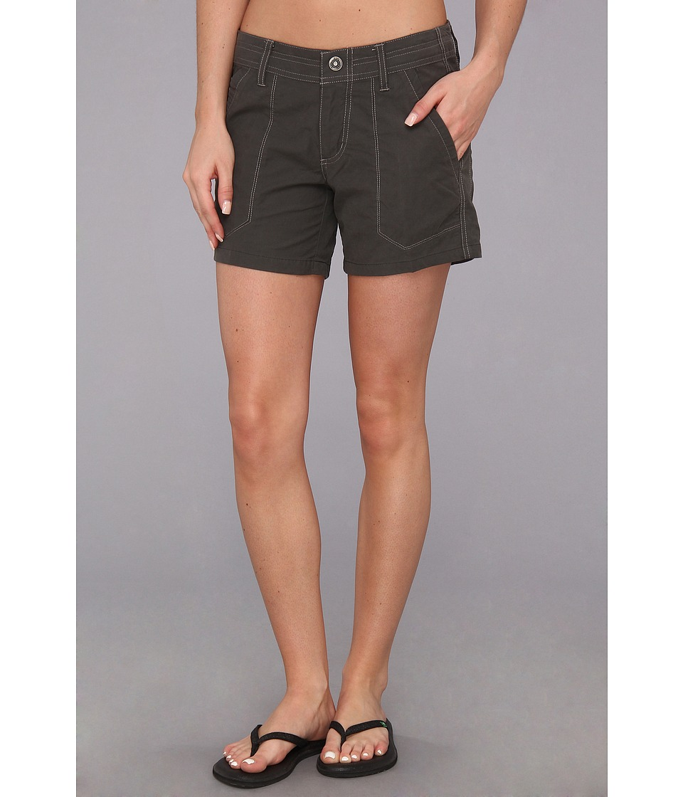 Kuhl - Kendra Short (Carbon) Women's Shorts