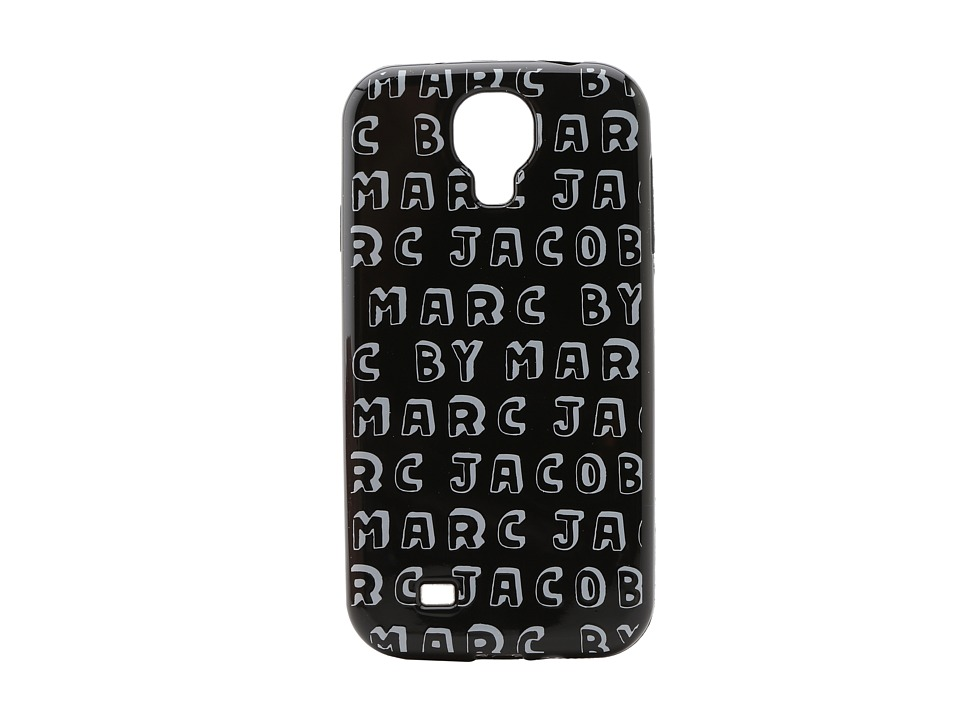 Marc by Marc Jacobs - Dynamite Logo Phone Case for Samsung Galaxy S 4 (Black Multi) Cell Phone Case