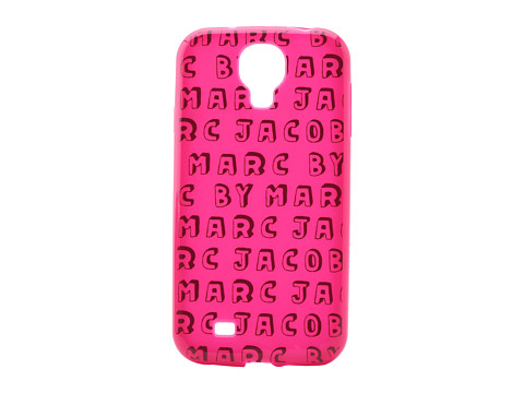 Marc by Marc Jacobs Dynamite Logo Phone Case for Samsung Galaxy S 4 (Pop Pink Multi) Cell Phone Case