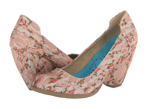 Blowfish - Mesilla (Tan Angel Lace) High Heels