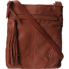 SALE! $94.99 - Save $63 on Hobo Sarah (Cognac Tumbled Leather) Bags and Luggage - 39.88% OFF $158.00